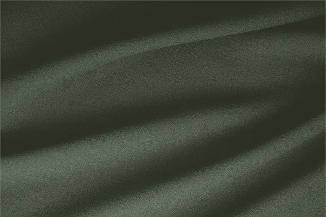 Buy online our clothing and fashion fabric Wool Stretch Green Galles, Made in Italy. - new tess
