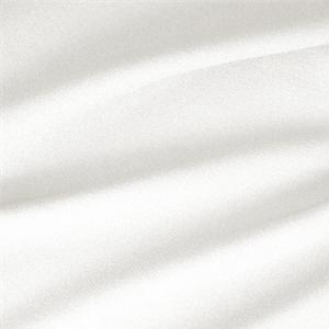 Ottico White Wool Stretch Plain fabric for Dress, Jacket, Light Coat, Pants, Skirt.