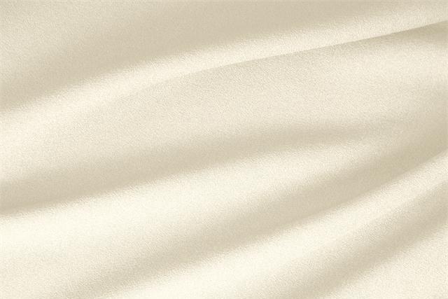 Acquista online il nostro tessuto per abbigliamento, sartoria e moda Lana Stretch Bianco 'Avorio', Made in Italy. - new tess