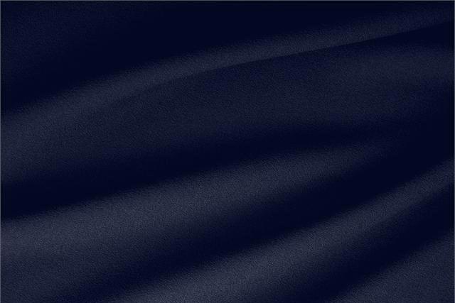 Buy online our clothing and fashion fabric 'Notte' Blue  Wool Stretch, Made in Italy. - new tess