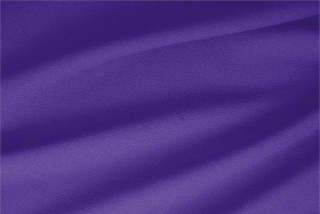 Buy online our clothing and fashion fabric 'Petunia' Purple  Wool Stretch, Made in Italy. - new tess