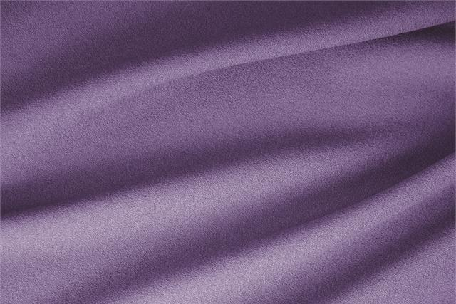 Buy online our clothing and fashion fabric 'Iris' Purple  Wool Stretch, Made in Italy. - new tess