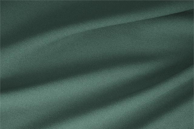 Buy online our clothing and fashion fabric 'Ottanio' Green  Wool Stretch, Made in Italy. - new tess