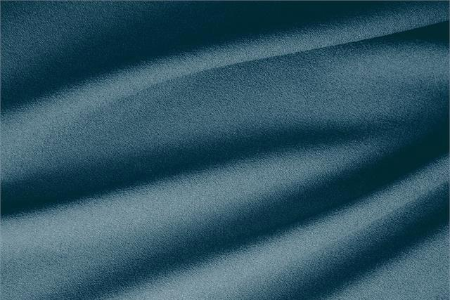 Buy online our clothing and fashion fabric Wool Stretch Blue Calabrone, Made in Italy. - new tess