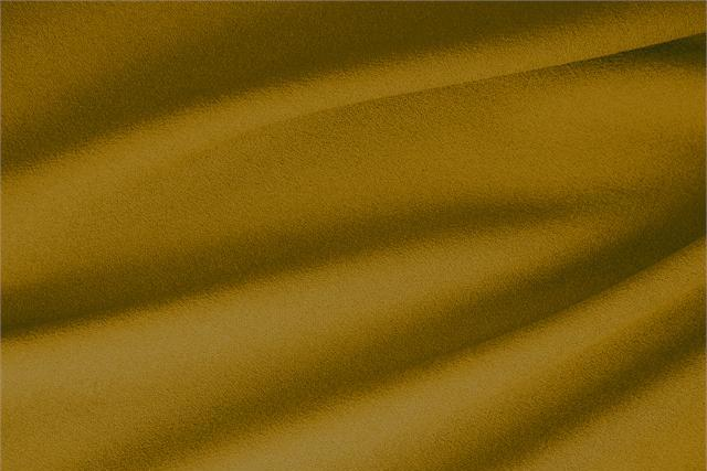Buy online our clothing and fashion fabric Wool Stretch Yellow Ocra, Made in Italy. - new tess