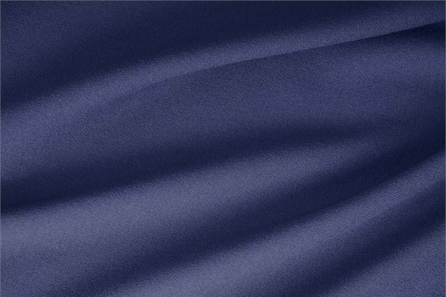 Buy online our clothing and fashion fabric 'Oceano' Blue  Wool Stretch, Made in Italy. - new tess