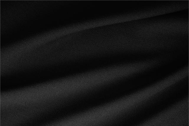 Buy online our clothing and fashion fabric Black  Wool Stretch, Made in Italy. - new tess