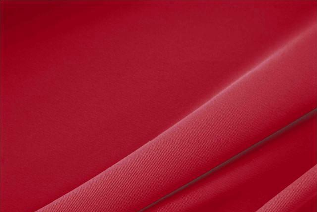 Buy online our clothing and fashion fabric 'Ruggine' Red Polyester Lightweight Microfiber, Made in Italy. - new tess