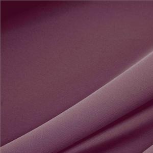 Tissu Uni Microfibre lourde Violet Barolo en Polyester pour Jupe, Pantalon, Robe, Veste, Veste-Manteau légère.