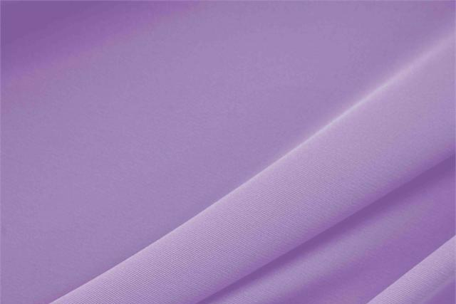 Buy online our clothing and fashion fabric 'Lavanda' Purple Polyester Heavy Microfiber, Made in Italy. - new tess