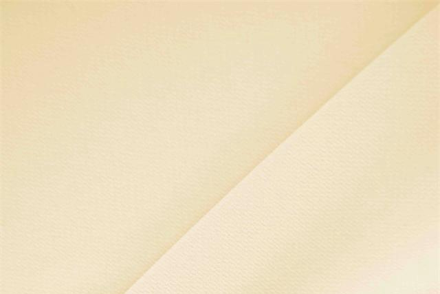 Buy online our clothing and fashion fabric 'Crema' Beige Polyester Crêpe Microfiber, Made in Italy. - new tess