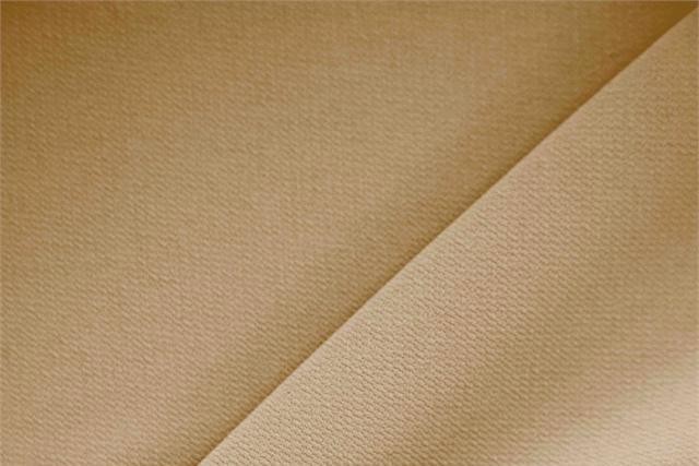 Achetez notre tissu pour habillement, haute couture et mode Microfibre Crêpe Marron 'Biscotto' en Polyester, Made in Italy. - new tess