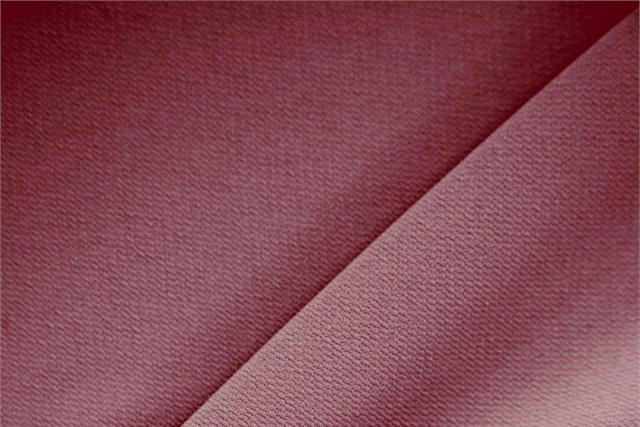 Buy online our clothing and fashion fabric Crêpe Microfiber Red Borgogna, Made in Italy. - new tess