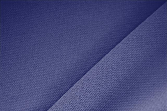 Buy online our clothing and fashion fabric 'Indaco' Blue Polyester Crêpe Microfiber, Made in Italy. - new tess