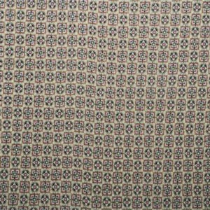 Tissu Crepon Cravatteria K07802 Beige, Multicolor en Soie