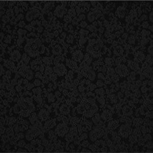 Black Jacquard Stretch 000900 Fabric
