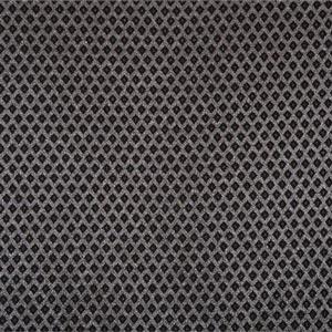 Black Greca Lamè M4-900 Fabric