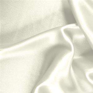 Crepe Satin Avorio - Apparel and fashion fabric by the yard