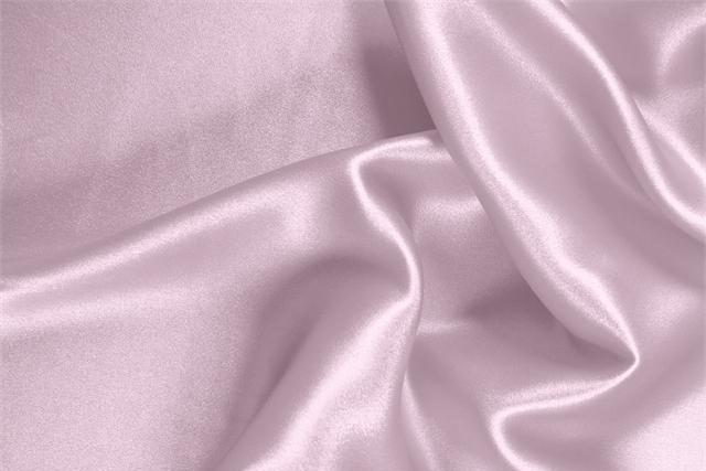 Buy online our clothing and fashion fabric 'Confetto' Pink  Silk Satin Stretch, Made in Italy. - new tess
