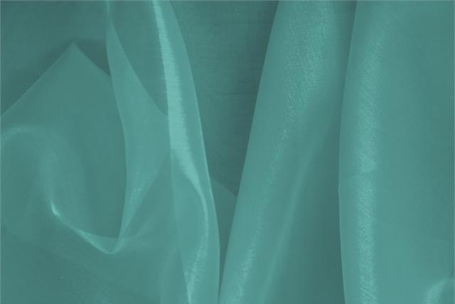 Buy online our clothing and fashion fabric Organza Primula Maldive. - new tess