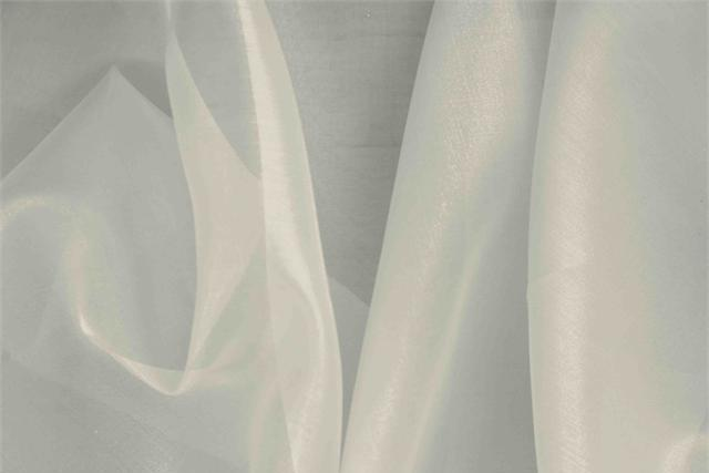 Buy online our clothing and fashion fabric 'Marmo' Gray Silk Organza, Made in Italy. - new tess
