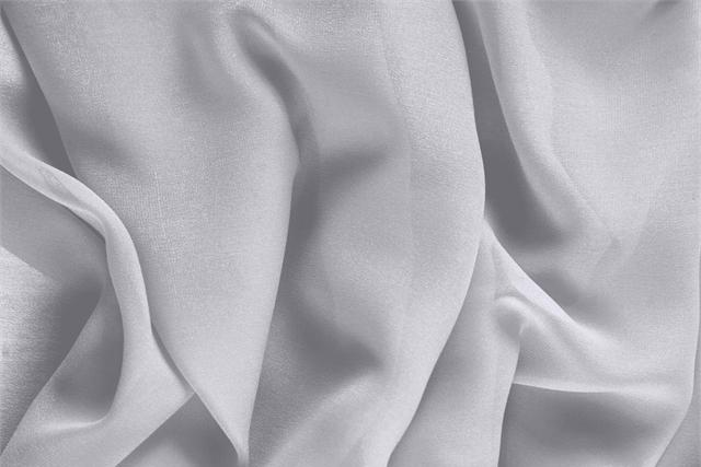 Buy online our clothing and fashion fabric 'Duna' Purple Silk Georgette, Made in Italy. - new tess