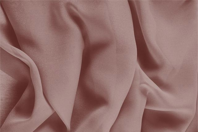 Buy online our clothing and fashion fabric 'Phard' Pink Silk Georgette, Made in Italy. - new tess