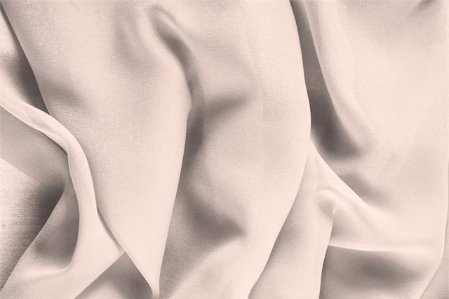 Petalo Pink Silk Georgette fabric for dressmaking