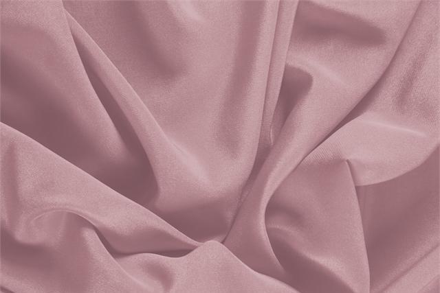 Acquista online il nostro tessuto per abbigliamento, sartoria e moda Crêpe de Chine Rosa 'Phard' in Seta, Made in Italy. - new tess