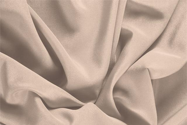 Buy online our clothing and fashion fabric 'Cipria' Pink Silk Crêpe de Chine, Made in Italy. - new tess