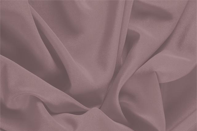 Buy online our clothing and fashion fabric 'Rosato' Pink Silk Crêpe de Chine, Made in Italy. - new tess