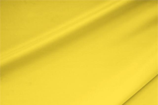 Buy online our clothing and fashion fabric 'Limone' Yellow Silk, Stretch Crêpe de Chine Stretch, Made in Italy. - new tess