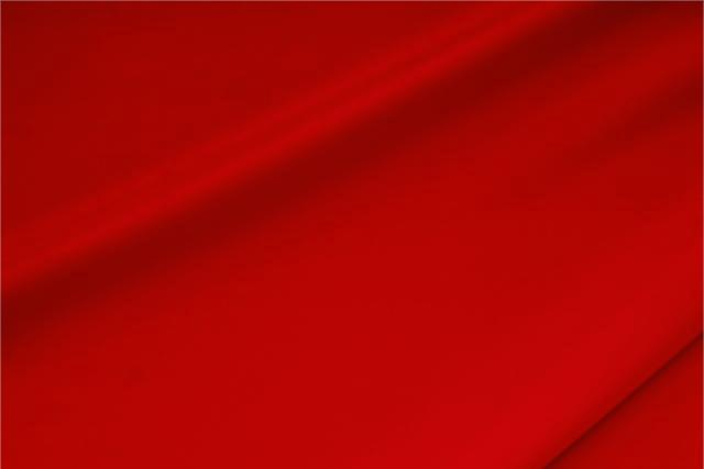 Buy online our clothing and fashion fabric 'Fuoco' Red Silk, Stretch Crêpe de Chine Stretch, Made in Italy. - new tess