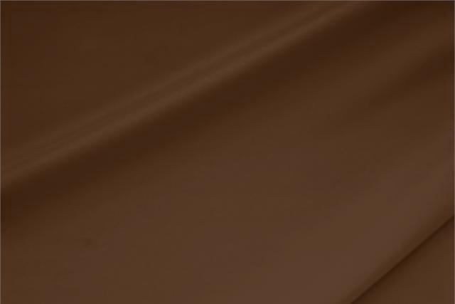 Buy online our clothing and fashion fabric 'Cacao' Brown Silk, Stretch Crêpe de Chine Stretch, Made in Italy. - new tess