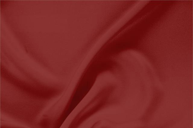 Buy online our clothing and fashion fabric 'Amaranto' Red Silk Drap, Made in Italy. - new tess