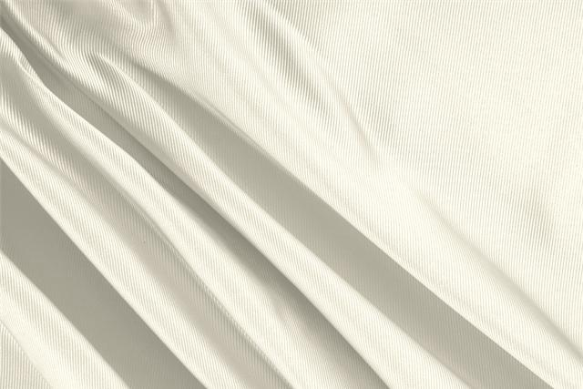 Buy online our clothing and fashion fabric 'Avorio' White Silk Dogaressa, Made in Italy. - new tess