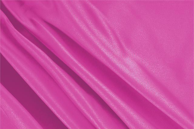 Buy online our clothing and fashion fabric 'Ciclamino' Fuxia Silk Dogaressa, Made in Italy. - new tess