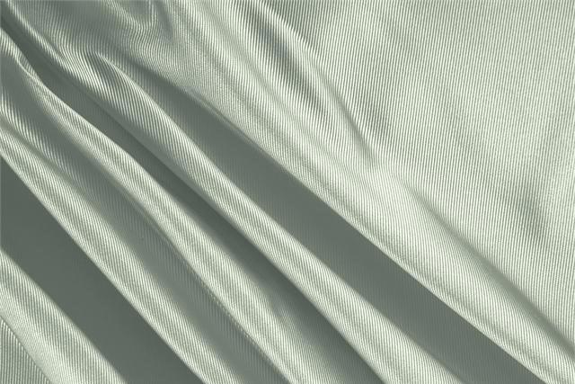 Buy online our clothing and fashion fabric 'Opale' Green Silk Dogaressa, Made in Italy. - new tess