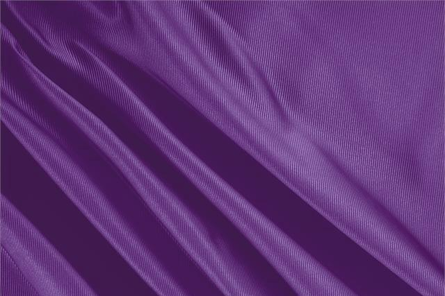 Buy online our clothing and fashion fabric 'Pervinca' Purple Silk Dogaressa, Made in Italy. - new tess