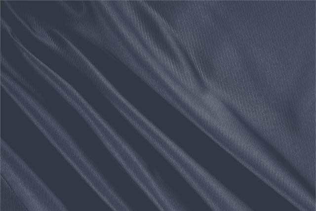 Buy online our clothing and fashion fabric 'Notte' Blue Silk Dogaressa, Made in Italy. - new tess