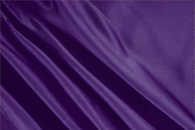 Buy online our clothing and fashion fabric 'Indaco' Purple Silk Dogaressa, Made in Italy. - new tess