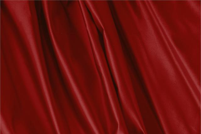 Buy online our clothing and fashion fabric 'Vino' Red Silk Duchesse, Made in Italy. - new tess