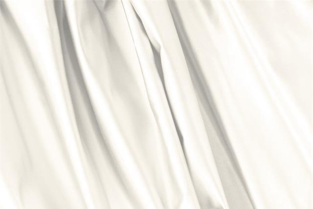 Acquista online il nostro tessuto per abbigliamento, sartoria e moda Duchesse Bianco 'Avorio' in Seta, Made in Italy. - new tess