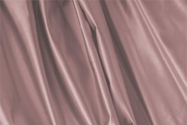 Buy online our clothing and fashion fabric 'Rosa Antico' Pink Silk Duchesse, Made in Italy. - new tess
