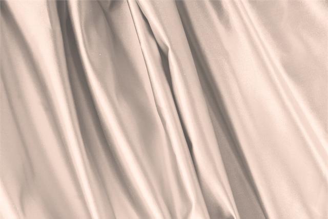 Achetez notre tissu pour habillement, haute couture et mode Duchesse Rose 'Cipria' en Soie, Made in Italy. - new tess