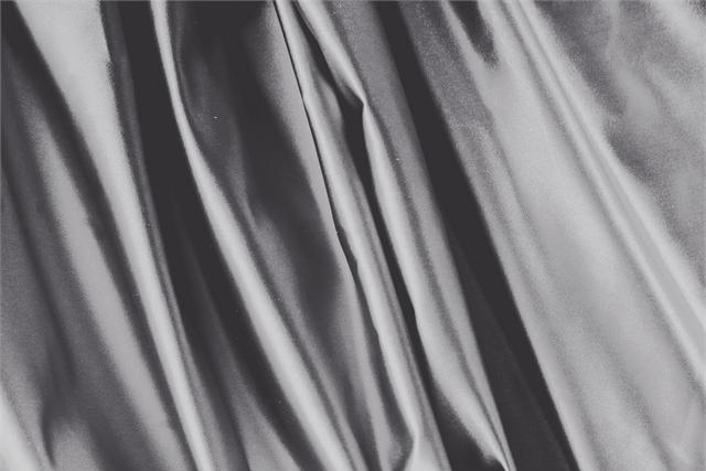Buy online our clothing and fashion fabric 'Fumo' Gray Silk Duchesse, Made in Italy. - new tess