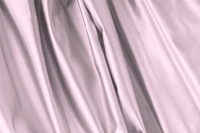 Buy online our clothing and fashion fabric 'Quarzo' Pink Silk Duchesse, Made in Italy. - new tess