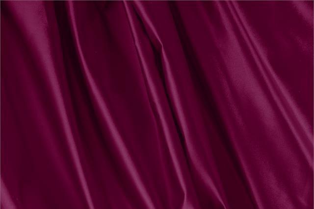 Acquista online il nostro tessuto per abbigliamento, sartoria e moda Duchesse Rosso 'Burgundy' in Seta, Made in Italy. - new tess