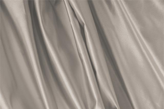 Buy online our clothing and fashion fabric 'Sasso' Gray Silk Duchesse, Made in Italy. - new tess