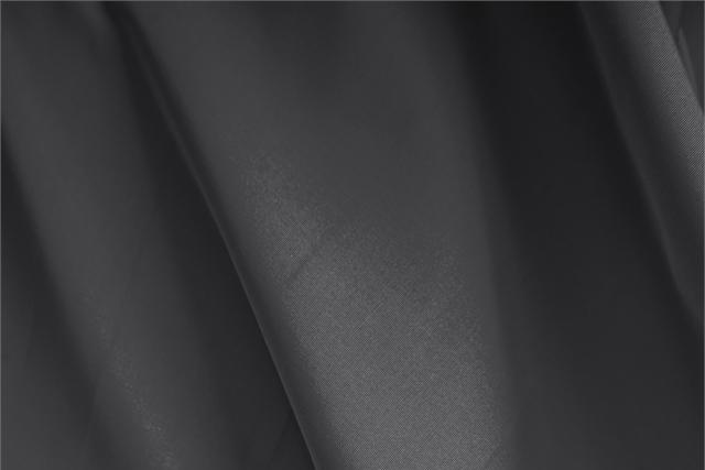 Buy online our clothing and fashion fabric 'Antracite' Gray Silk Faille, Made in Italy. - new tess